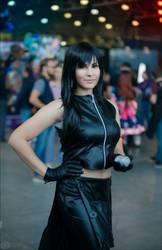 Tifa Lockhart cosplay - Comic Con 2019