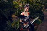 Paine - Final Fantasy X-2 by YunaKairi-cosplay