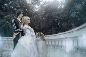 Luna and Noctis cosplay