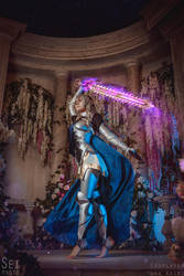Fire Emblem Fates -  Corrin cosplay