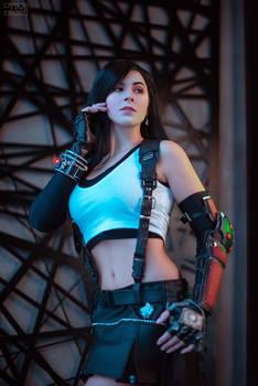 Tifa Lockhart - Final Fantasy Remake cosplay