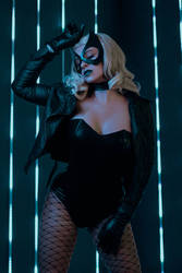 Black Canary - DC hot cosplay