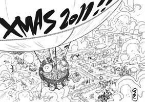 XMAS 2011 by aexons