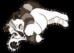 ooo woo a tail