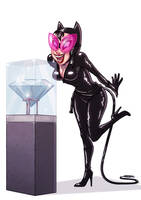 Catwoman by Kegg