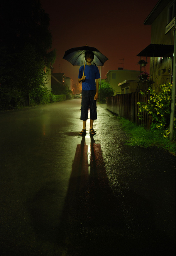 rainy night II by macenphotos