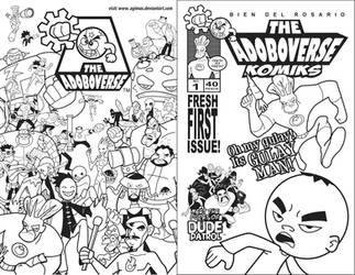 Adoboverse Komiks by Agimax