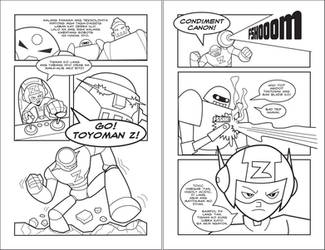 toyoman z pages