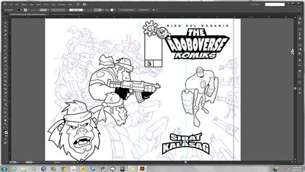 Issue 3 WIP