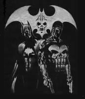 Men in Black by lovalleart
