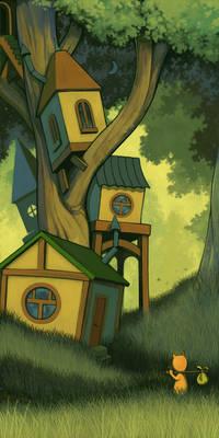 Somewhere, A Home For Me