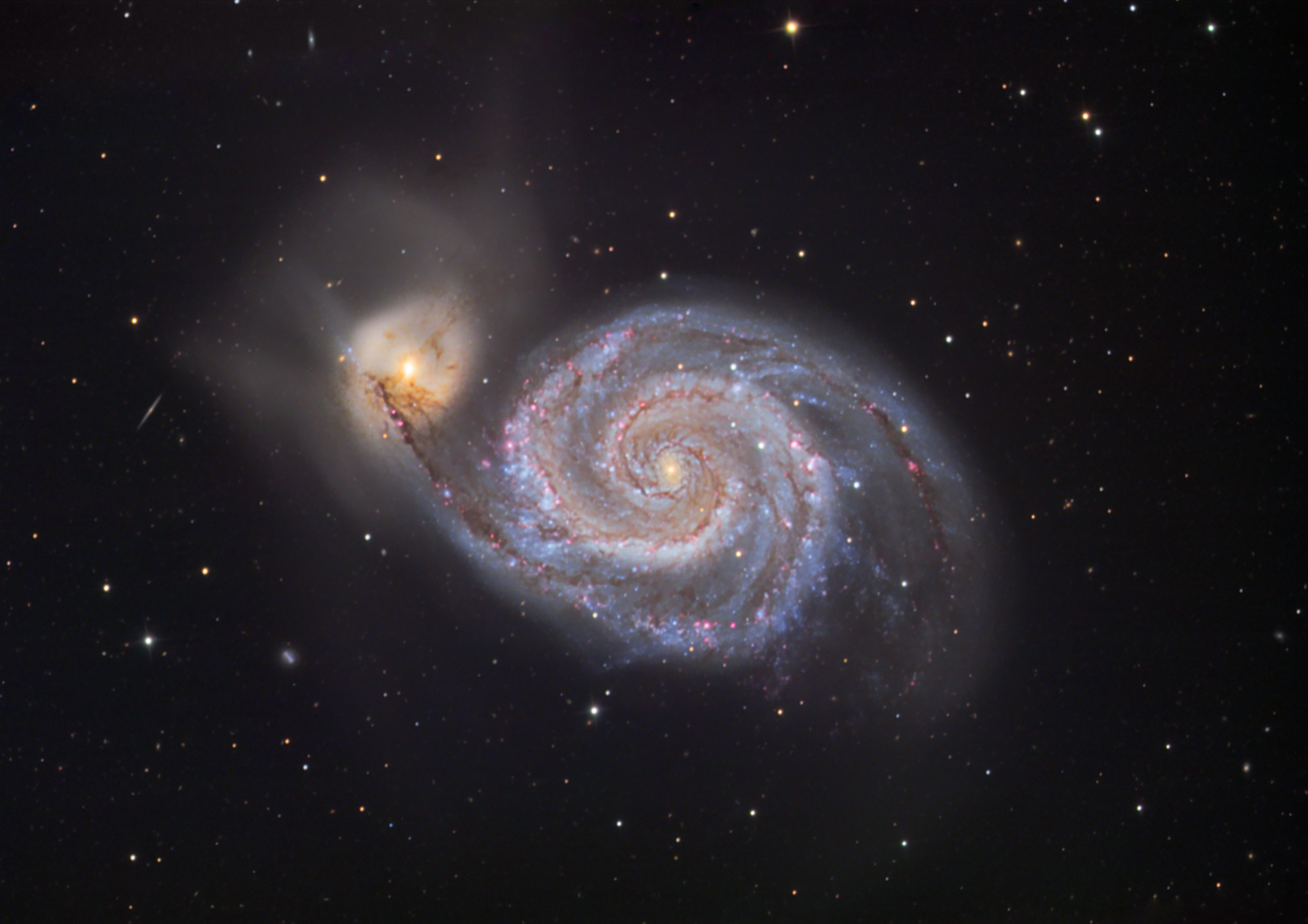 M51 by Keith139
