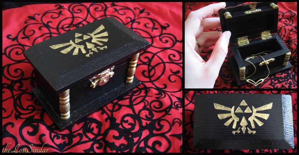 Hylian Treasure Box By TheLostSindar On DeviantArt
