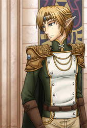 Prince Link by theLostSindar