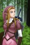 Heroine Zelda