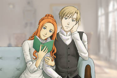 Raeya and Nils
