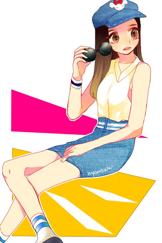 summerr by hyomoww