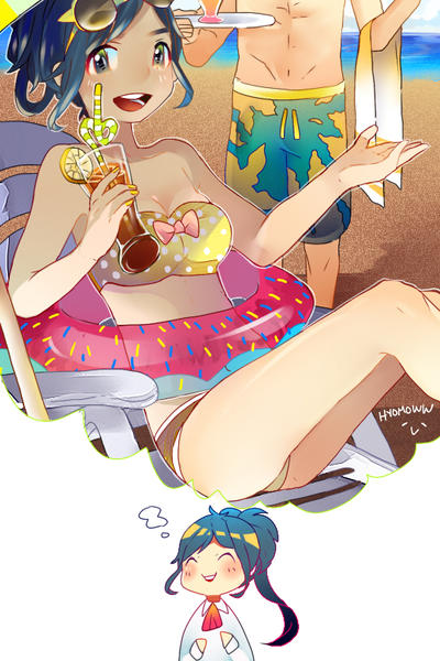 summer by hyomoww
