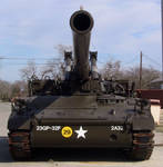 Fort Sill Tanks 13