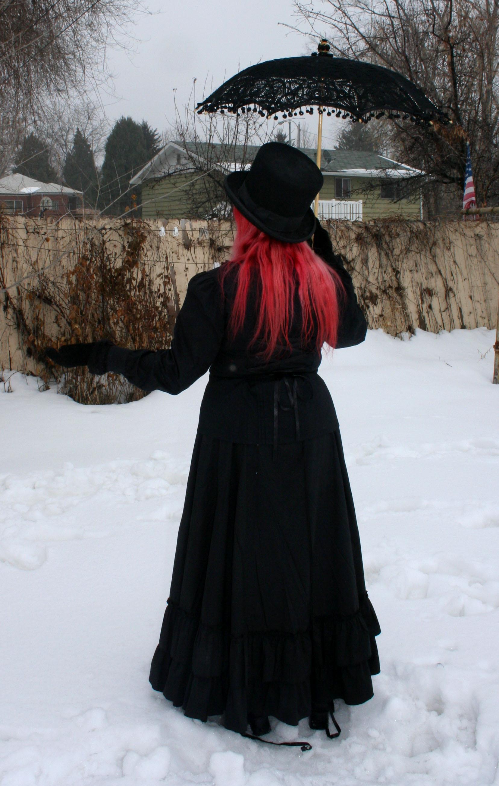 Cold Victorian Li 85 by Falln-Stock
