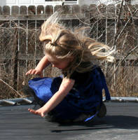 Blue Dress Lexi 16 by Falln-Stock