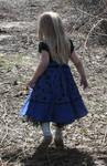 Blue Dress Lexi 29