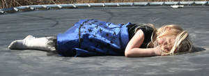 Blue Dress Lexi 34