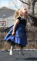 Blue Dress Lexi 37
