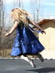 Blue Dress Lexi 57