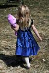 Blue Dress Lexi 65
