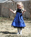 Blue Dress Lexi 67