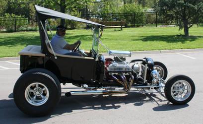 Vintage Car 3 by Falln-Stock