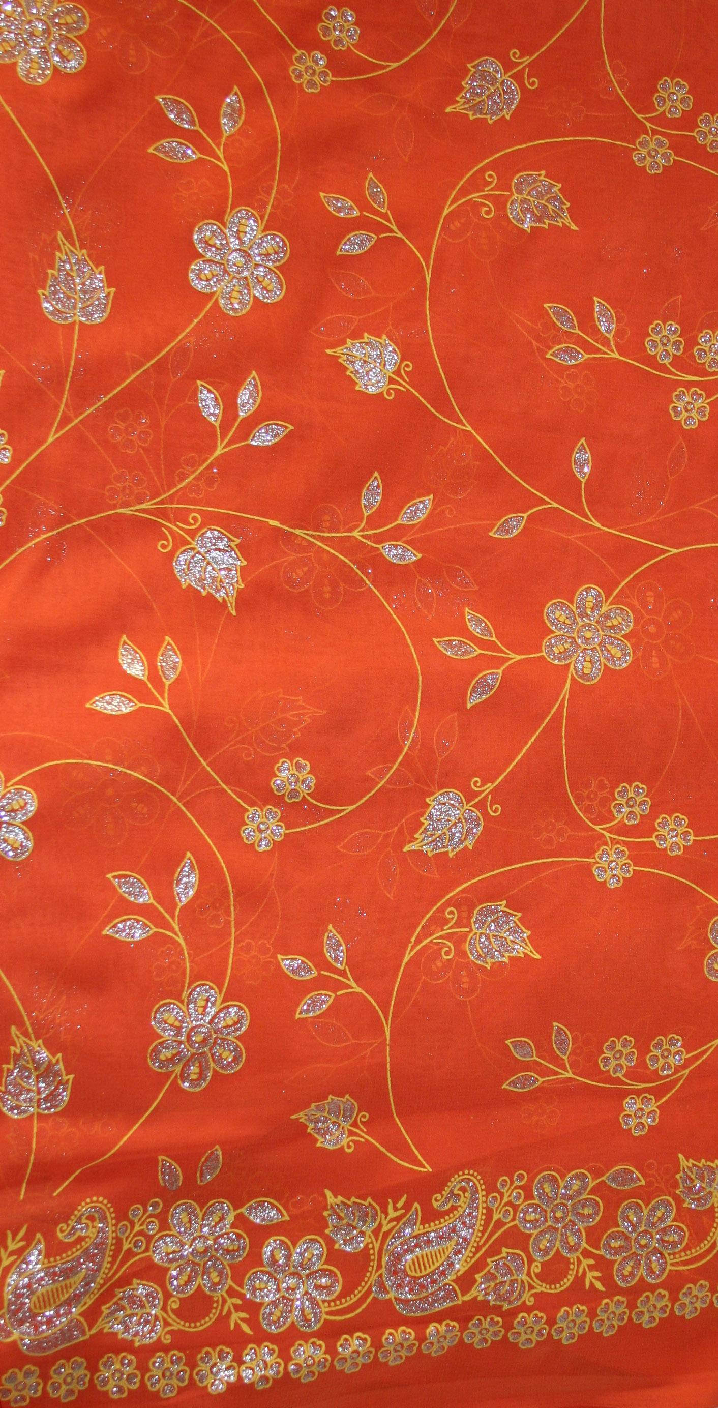 Sari Fabric 7 by Falln-Stock
