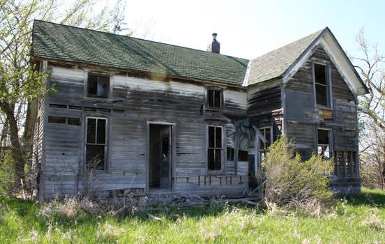 Holton Abandoned House 39