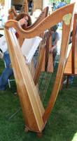 Scottish Festival 4 - Harp