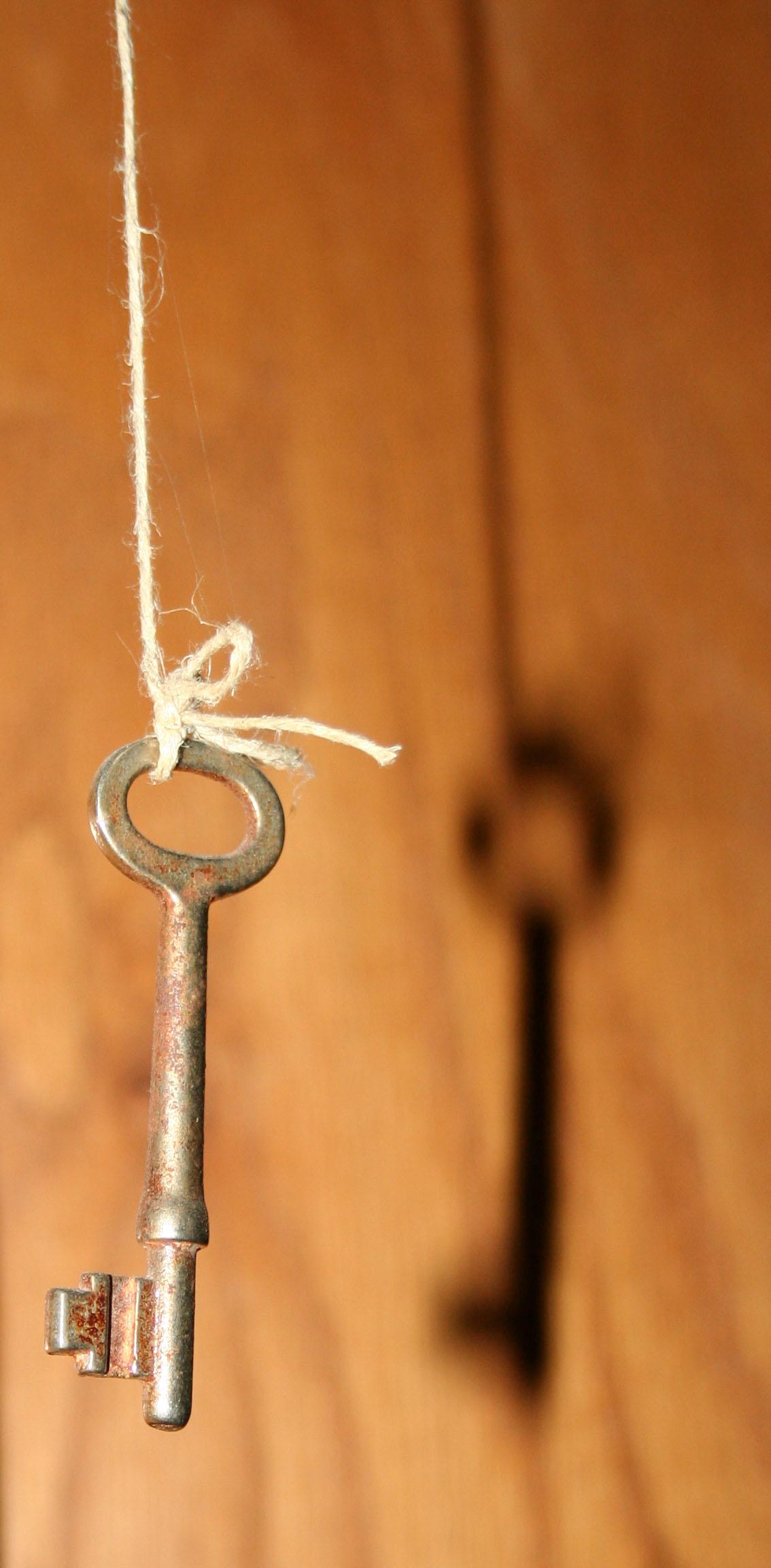 Knick-Knacks 17 - Key by Falln-Stock