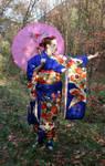 Autumn Kimono Li 9