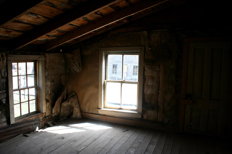 Bannack Ghost Town 190 by Falln-Stock
