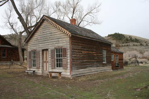 Bannack Ghost Town 246