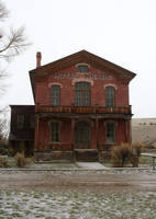 Bannack Ghost Town 318 by Falln-Stock