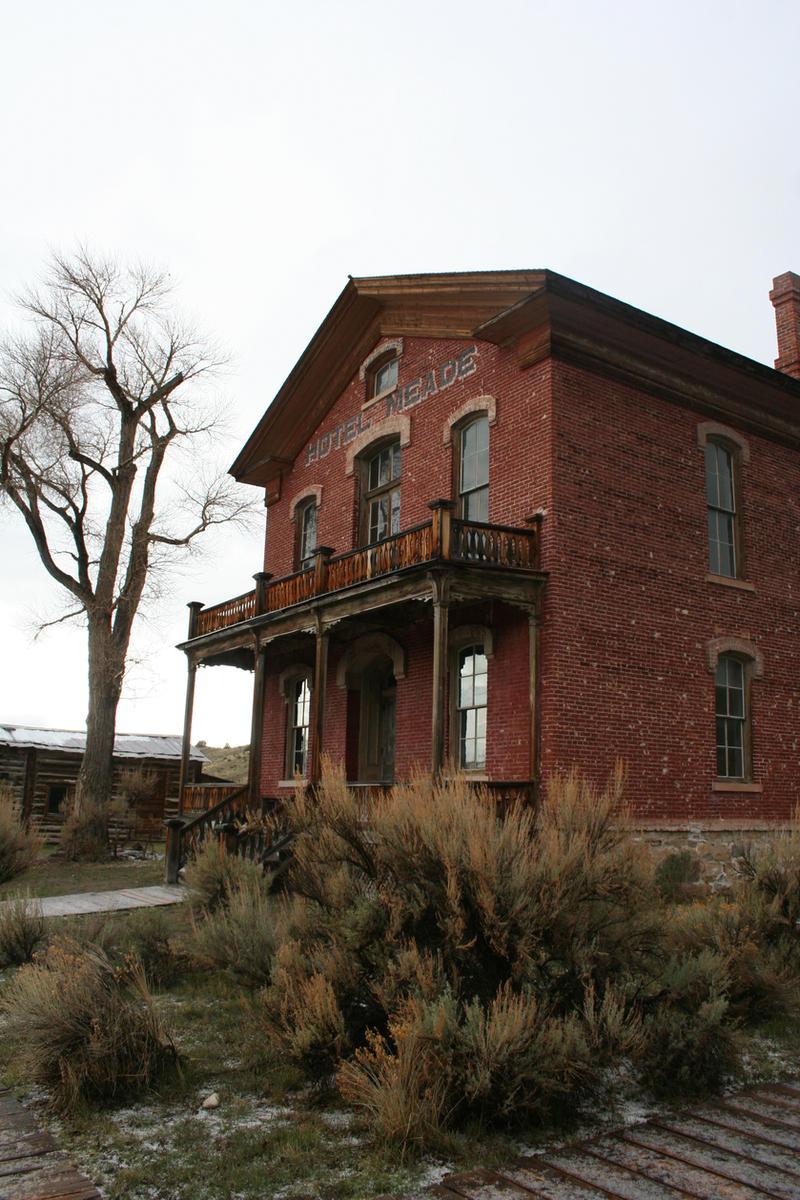 Bannack Ghost Town 431