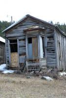 Elkhorn Ghost Town 3 by Falln-Stock