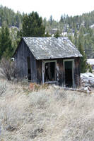 Elkhorn Ghost Town 55 by Falln-Stock