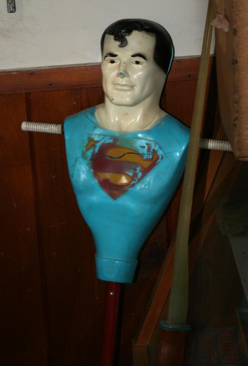 MoA Museum 192 Superman Pogo