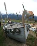 MoA Museum 233 Boat