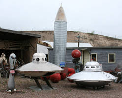 MoA Museum 444 Aliens by Falln-Stock