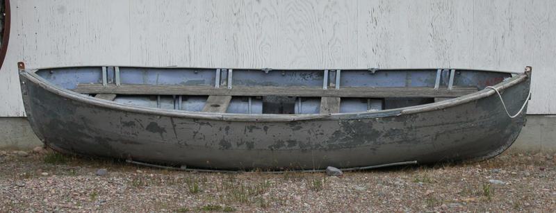 MoA Museum 469 Boat