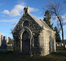 Forestvale Cemetery 33 by Falln-Stock