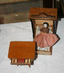 Gallatin Museum 31 Doll