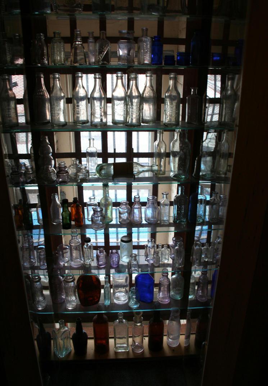 Gallatin Museum 77 Window by Falln-Stock